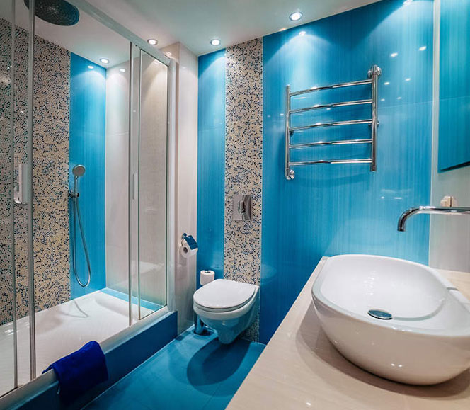 ремонт ванной комнаты под ключ с материалами