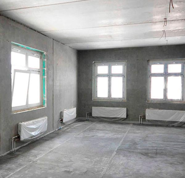 сколько стоит ремонт квартиры с черновой отделкой