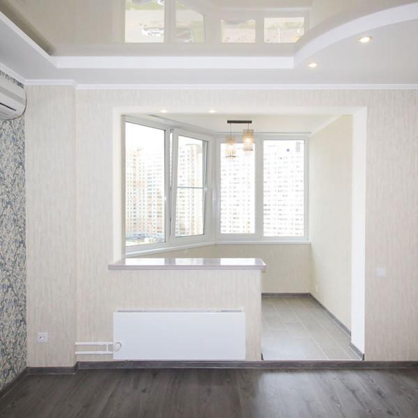 Типовой ремонт квартир под ключ
