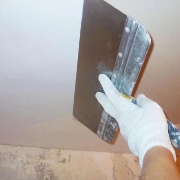 Выравнивание потолка под покраску цена за м2