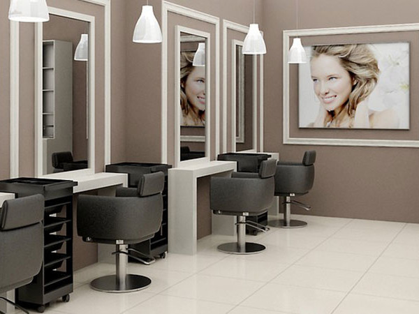 Ремонт и отделка салонов красоты