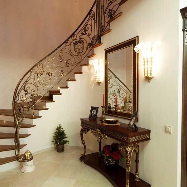 Монтаж лестницы на второй этаж в частном доме