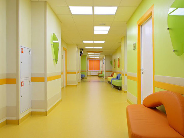 отделка медицинских клиник