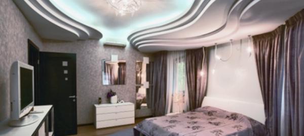 Ремонт потолка в квартире цена за квадратный метр с материалом