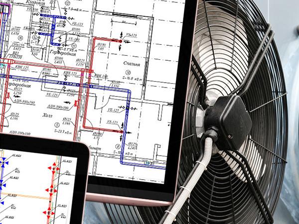 Система кондиционирования здания