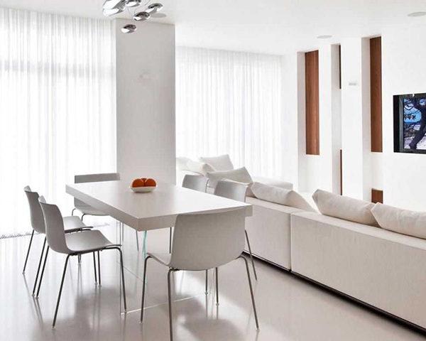 Ремонт в стиле Минимализм в квартире